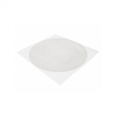Pad autocolant transparent