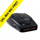Detector radar Whistler GT 138Xi, Detecteaza benzile X K KA, Laser 360, Versiune europeana
