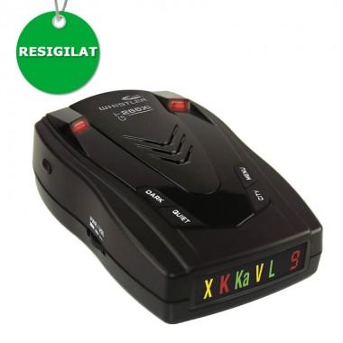 Detector radar Whistler GT 265Xi, Detecteaza benzile X K KA, Laser 360, POP, Salvare automata a setarilor