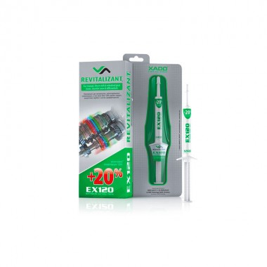 Gel revitalizant Xado EX 120 pentru cutii de viteze manuale