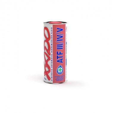 Ulei Xado Atomic Oil ATF III/IV/V pentru cutii de viteze automate