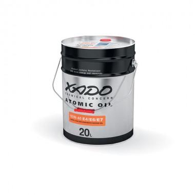 Ulei Xado Atomic Oil 10W-40 E4/E6/E7 pentru motoare EURO IV si V