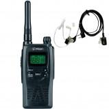 Pachet statie radio Alan HP450 si casti Bytrex BA31