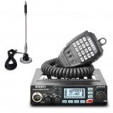Pachet statie radio CB Avanti Primo, codificare CTCSS, functie DTMF + antena CB Bytrex MiniPlus