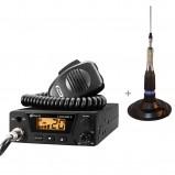 Pachet statie radio CB M-Tech Legend I cu antena radio CB TL-H ML 145