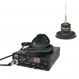 Pachet statie radio CB PNI Escort HP 8001 ASQ cu antena radio CB Wilson Little Wil