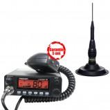 Pachet statie radio CB President Harry III ASC cu antena President ML 145