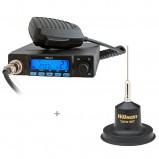 Pachet statie radio CB Yosan CB300 si antena Wilson Little Wil
