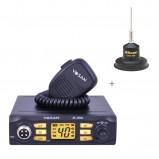 Pachet statie radio CB Yosan JC200 si antena Wilson Little Wil