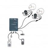 Sistem comunicare moto Albrecht AE500S Intercom
