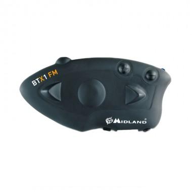 Sistem comunicare moto Midland BTX1 FM