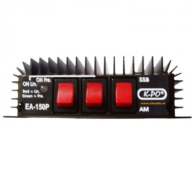 Amplificator radio CB K-PO EA 150 P