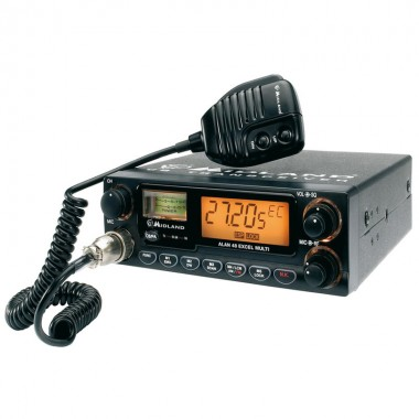 Statie radio CB Alan 48 Excel Multi