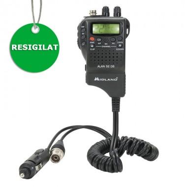 Statie radio CB Alan 52 DS - Produs Resigilat