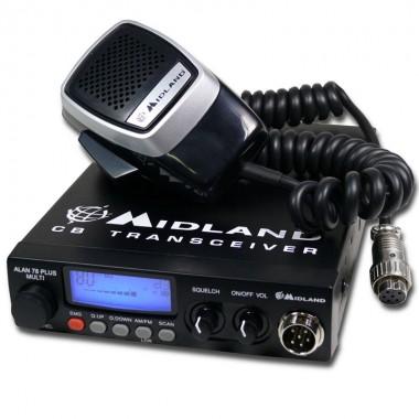 Statie radio CB Alan 78 Plus Multi