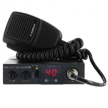 Statie radio CB Albrecht AE 4200 RO