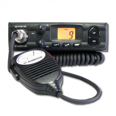Statie radio CB Albrecht AE 6190 HD-X