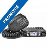 Statie radio CB Avanti Micro, putere reglabila 4 W, tehnologie SMD, RF Gain reglabil