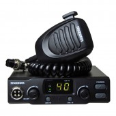 Review statie radio CB Maxon CM10