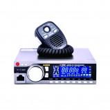 Statie radio CB Radian C4, tehnologie SMD, functii multiple, indicator led emisie/receptie