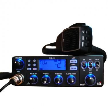 Statie radio CB TTi TCB-881