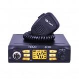 Statie radio CB Yosan JC200, putee 4 W, tehnologie SMD, control Squelch