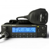Statie radio CB Yosan Stealth 5, putere 4W, tehnologie SMD, Roger Beep, Autosquelch si control Squelch