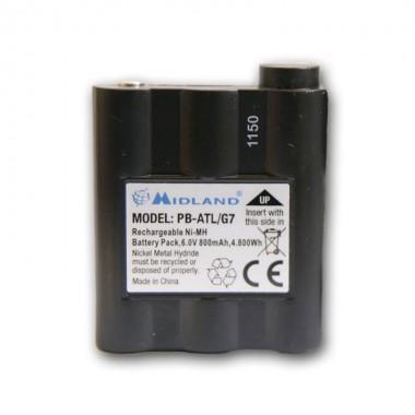 Acumulator Midland PB-ATL/G7