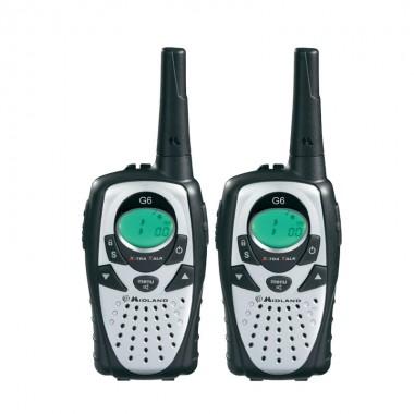 Statie radio PMR Midland G6