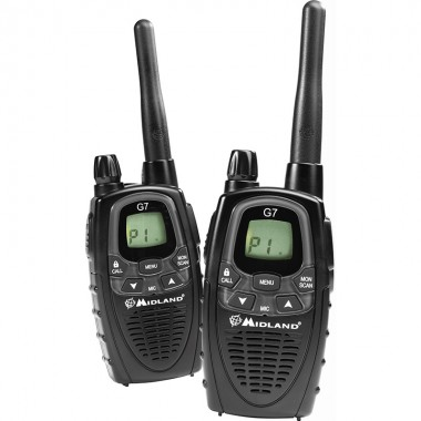 Statie radio PMR Midland G7 XTR