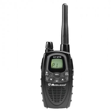 Statie radio PMR Midland G7 XTR Single
