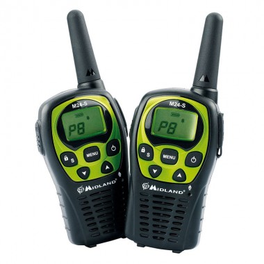 Statie radio PMR Midland M24-S