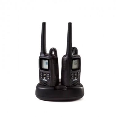 Statie radio PMR Uniden 1188-2CK, Standard IPX5, Roger Beep, Blocare Taste, TOT, VOX cu 5 niveluri, Squelch automat