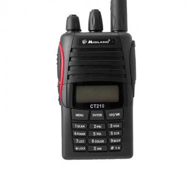 Statie radio Profesionala Midland CT210