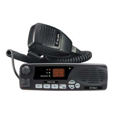 Statie radio Profesionala Alan HM106