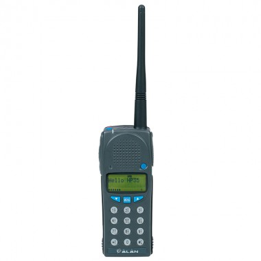 Statie radio Profesionala Alan HP35-K VHF / UHF