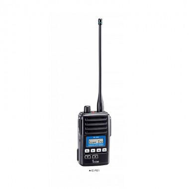 Statie radio profesionala Icom IC-F51 / IC-F61 Atex
