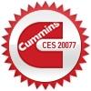Certificare Cummins CES20077 Xado 10W-40 SL/CI-4