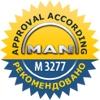 Certificare MAN 3277 uleiuri Xado 10W-40