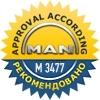 Certificare MAN 3477 uleiuri Xado