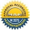 Certificare MAN 3575 Xado Atomic Oil 15W-40 SM/CJ-4
