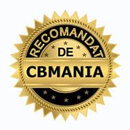 Produs recomandat de catre CBmania