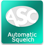 Functie Automatic Squelch Control