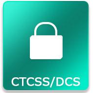 Codare CTCSS/DCS statie radio President Harry III ASC