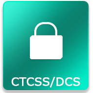 Sistem de codare CTCSS/DCS statie Alan 450 2A