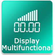 Alan 121 display multifunctional