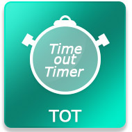 Functie Time Out Timer statie Midland G10