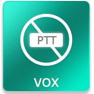 Functie VOX statie Cobra MT 645 VP EU