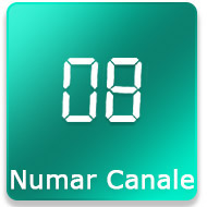 Numar canale in frecventa PMR statie Midland G5 R1