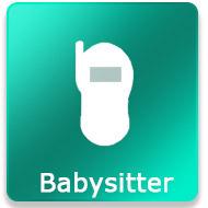 Functie Babysitter statie Midland G5 XT Valibox